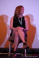 Amanda Launcher - Sr. Consultant @ Neo4J at the January 14-16, 2014 Las Vegas Internet Dating Super Conference