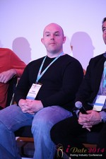 Jason Lee - CEO of DatingWebsiteReview.net at the 2014 Internet Dating Super Conference in Las Vegas