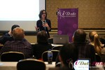 Jessica Carbino - Sociologist @ ThreeDayRule at iDate Expo 2014 Las Vegas