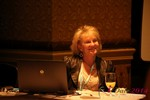 Julie Ferman - Moderator: Matchmaker & Dating Coach Panel at the January 14-16, 2014 Internet Dating Super Conference in Las Vegas