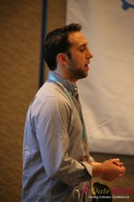 Scott Valdez - CEO Virtual Dating Assistants at the 2014 Internet Dating Super Conference in Las Vegas