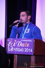 Steve Dakota Happas - Moderator of Dating Affiliate Marketing Panel at Las Vegas iDate2014