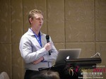 Daniel Haigh - COO of Oasis at the May 28-29, 2015 Mobile and Online Dating Industry Conference in China