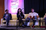Tanya Fathers - CEO of Dating Factory on the Final Panel at the January 20-22, 2015 Las Vegas Internet Dating Super Conference