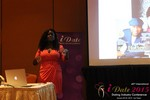 Charreah Jackson from Essence Magazine - Viral Marketing for Matchmakers and Date Coaching at the January 20-22, 2015 Las Vegas Online Dating Industry Super Conference