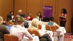 Dating Events Panel for Matchmakers and Dating Coaches - Deanna Lorraine, Mark Owen, Kimberly Seltzer, Tracy Lee and Damona Hoffman at iDate2015 Las Vegas