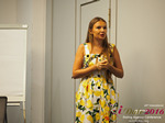 Svetlana Mukha - CEO of Diolli at the 2016 Limassol,Cyprus Dating Agency Summit and Convention