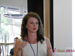 Melissa Mcdonald (Business Development at Yandex)  at the 38th Mobile Dating Negócio Conference in L.A.