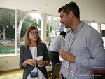 Networking  at the 2016 Internet and Mobile Dating Negócio Conference in L.A.