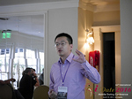 Shang Hsui Koo(CFO, Jiayuan)  at the 2016 L.A. Mobile Dating Summit and Convention