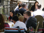 Lunch at the June 1-2, 2017 Los Angeles Internet and Mobile Dating Indústria Conference